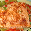 Photo of Cajun salmon