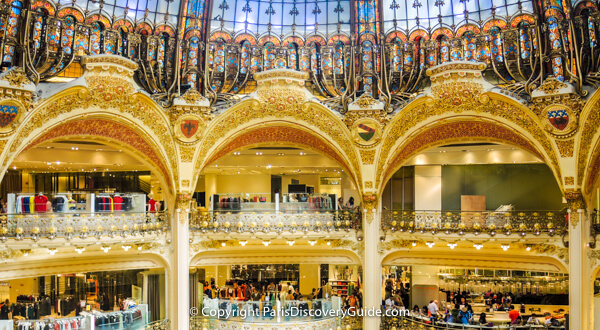 Paris shopping - everything you need to know
