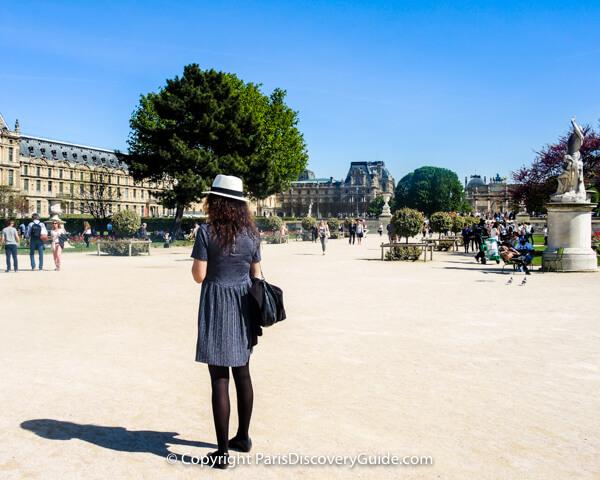 Paris travel essentials