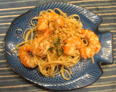 Shrimp Scampi / www.super-seafood-recipes.com