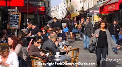 February in Paris - Rue Montgoreiul